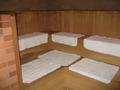 大浴場の中のサウナ