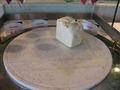 朝食のチーズ