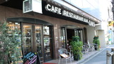 素敵なカフェもあります。