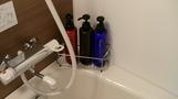 バスルームのアメニティ。