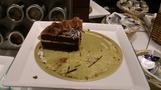 大人気チョコレートケーキ。