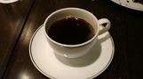 美味しいコーヒー。