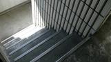 勿論、階段も。