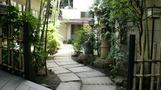 素敵な中庭。