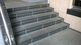 エントランスの階段。