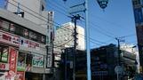 商店街通り。