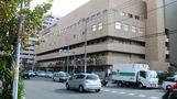 市民病院。
