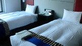ツインベッド。