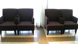 椅子はあまり多くないです。