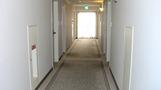 客室フロア廊下。