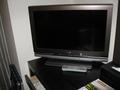 大きめテレビ。