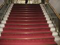 メイン階段。