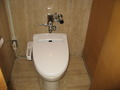 様式トイレ。
