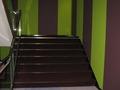 ポップな階段。