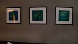 部屋の絵。