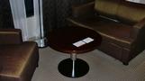 カフェテーブル。