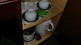 お茶セット。