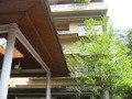 エントランス屋根