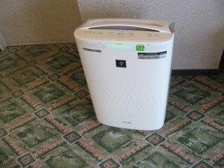 写真クチコミ:空気清浄器。