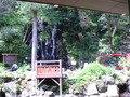 滝が・・・。