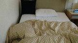写真クチコミ:ベッド。
