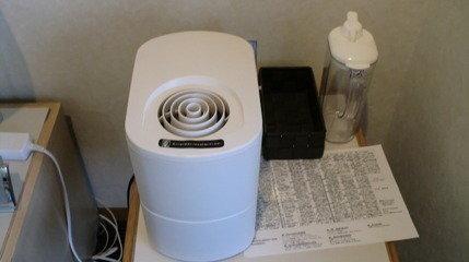 写真クチコミ:お水用タッパーも・・・。