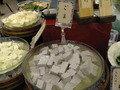ごま豆腐。
