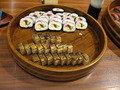 太巻き寿司。