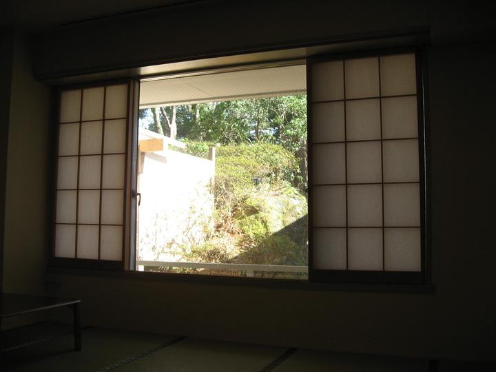 窓は1か所。