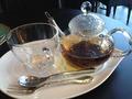 カフェ サンク +200円の紅茶