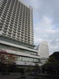 パンパシフィック横浜ベイホテル東急の外観