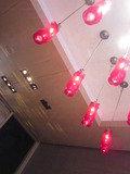 チャイナルームの天井