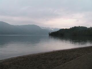 写真クチコミ:十和田湖畔からの眺め