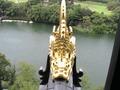 岡山城の金の鯱