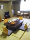 使い勝手の良い和室。広すぎず狭すぎず。