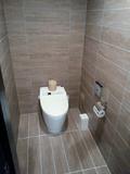 セパレートのトイレ。