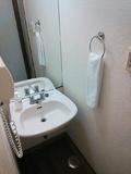 洗面スペースは別にあります。