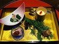 サーウィンストンホテルでの和食は楽しめましたが、少し残念でした。