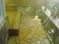 雨情の湯(露天風呂)の内風呂