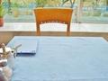 2人用のテーブル
