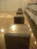 相染の湯(大浴場)の風呂椅子は