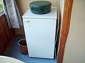 広縁に冷蔵庫