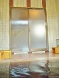 浴室の出入り口