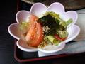 寿司御膳のサラダ