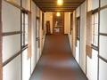 大浴場前の廊下