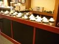 コーヒーカップがいっぱい