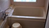 温泉を引いている部屋風呂