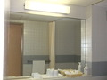 部屋の洗面所の様子です