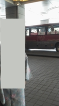 帝国ホテルのシャトルバスです