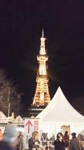 大通りで北欧のイベントをやっていました